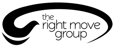 One Color Black TRMG Logo
